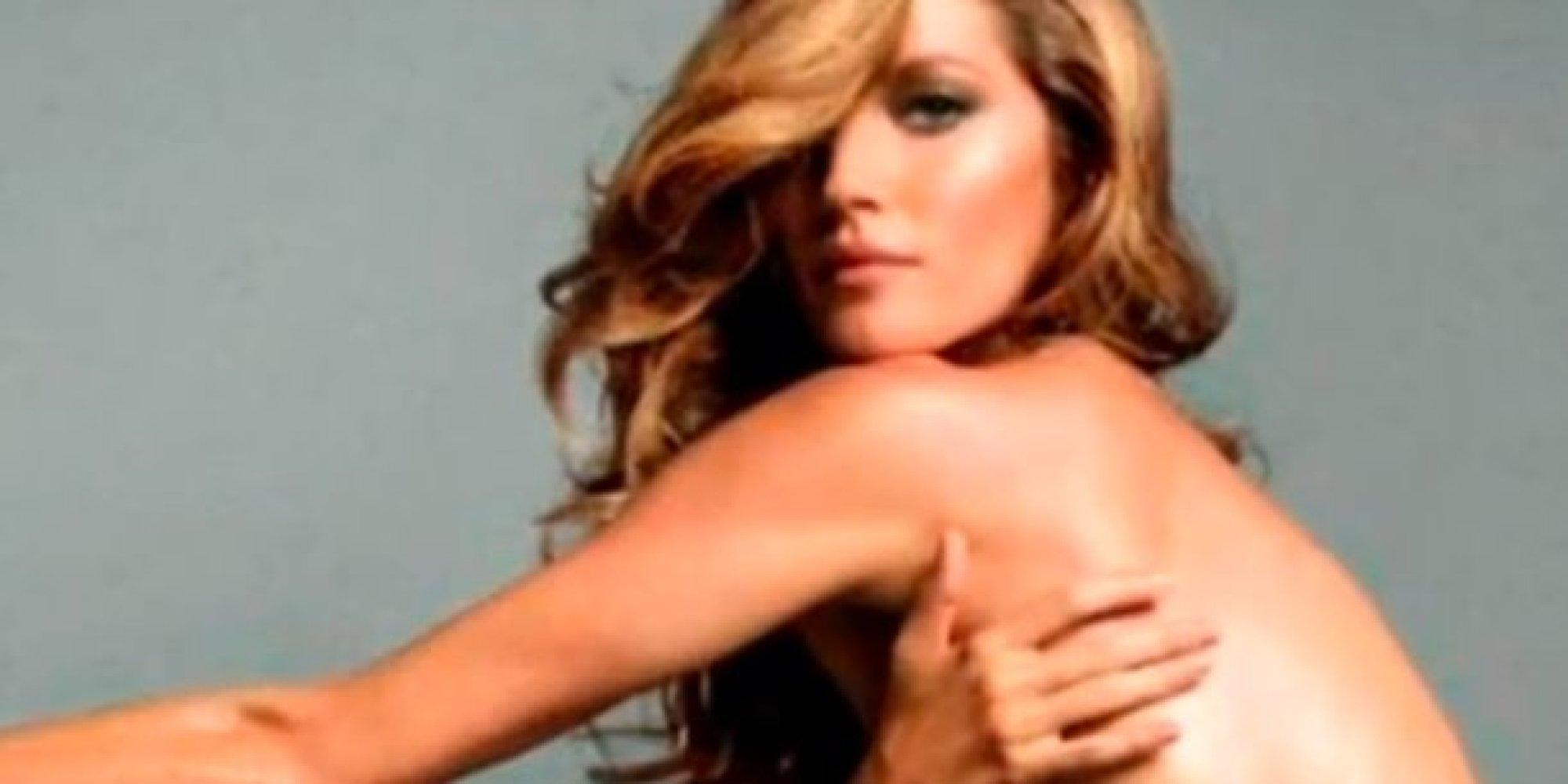 Gisele Bndchen posiert nackt fr Vogue Paris E! News