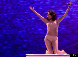 VOTE: Was Gaga's Performance Really Too Racy For TV?