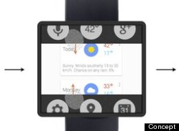 Google Smartwatch Coming In Early 2014?