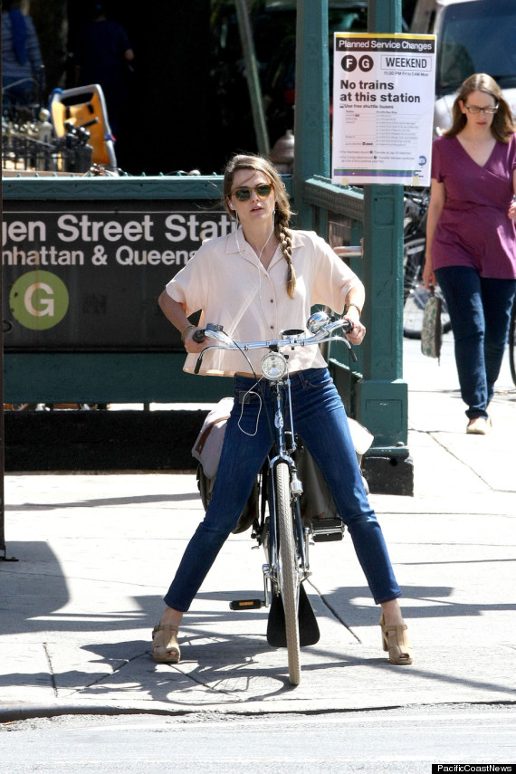 19 Celebrity New Yorkers Who Are Just Like Us   HuffPost