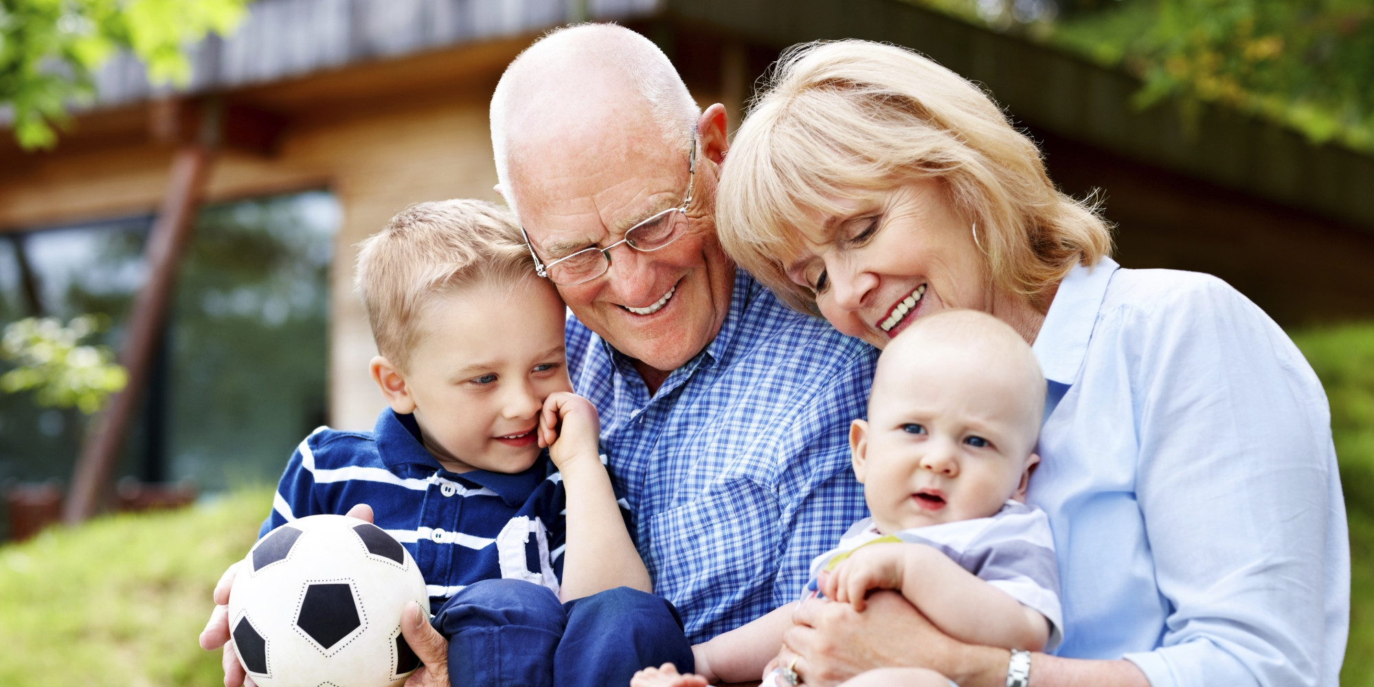10 Reasons Grandparents Matter More Than Ever | HuffPost