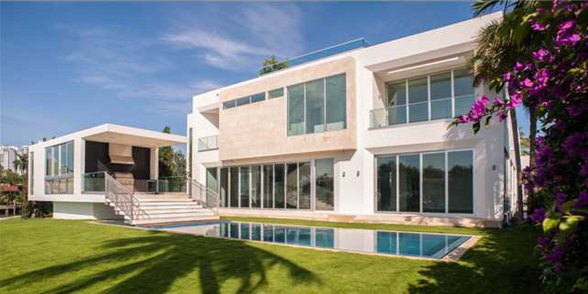 Miami 39 s most expensive rentals will make your jaw drop for Biggest house in miami