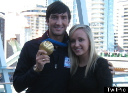 Nastia Liukin Evan Lysacek Girlfriend