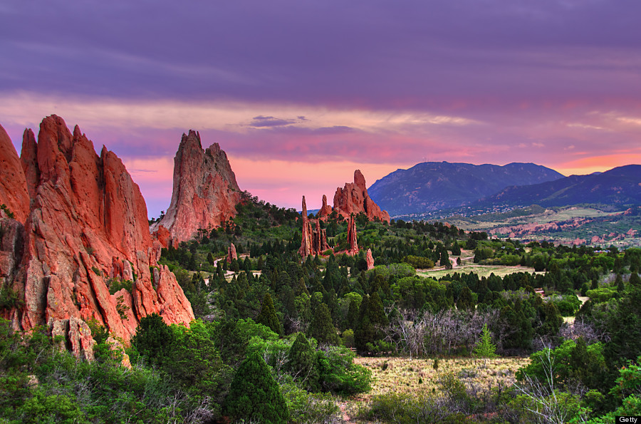 The 19 most beautiful places in the world are hidden in Most beautiful cities in the us