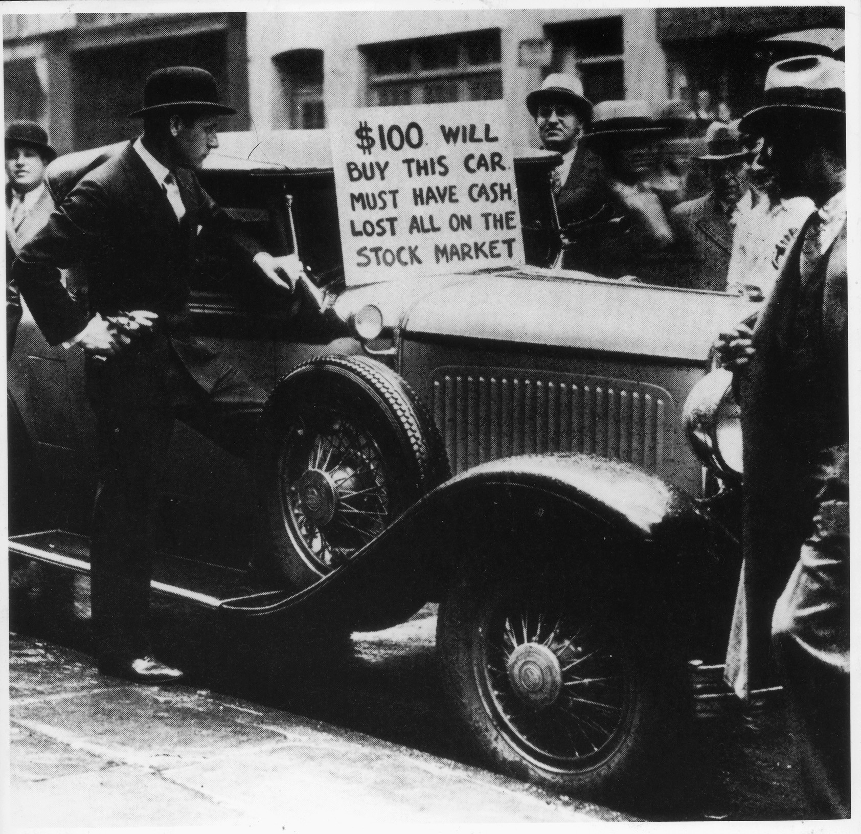 The Key Lesson From The Crash Of 1929 That Still Rings True Today ...