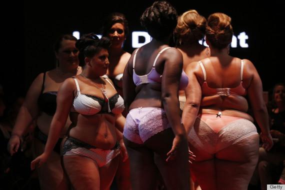 Pulp Fashion Week Celebrates Plus-Size Models In Paris (PHOTOS)