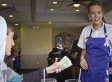 Three Guys Surprise Waitress With $200 Tip.. Get An Awesome Surprise In Return (VIDEO)