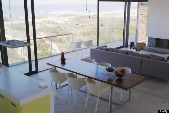 big windows