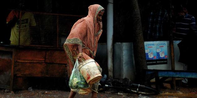 suffering of indian women