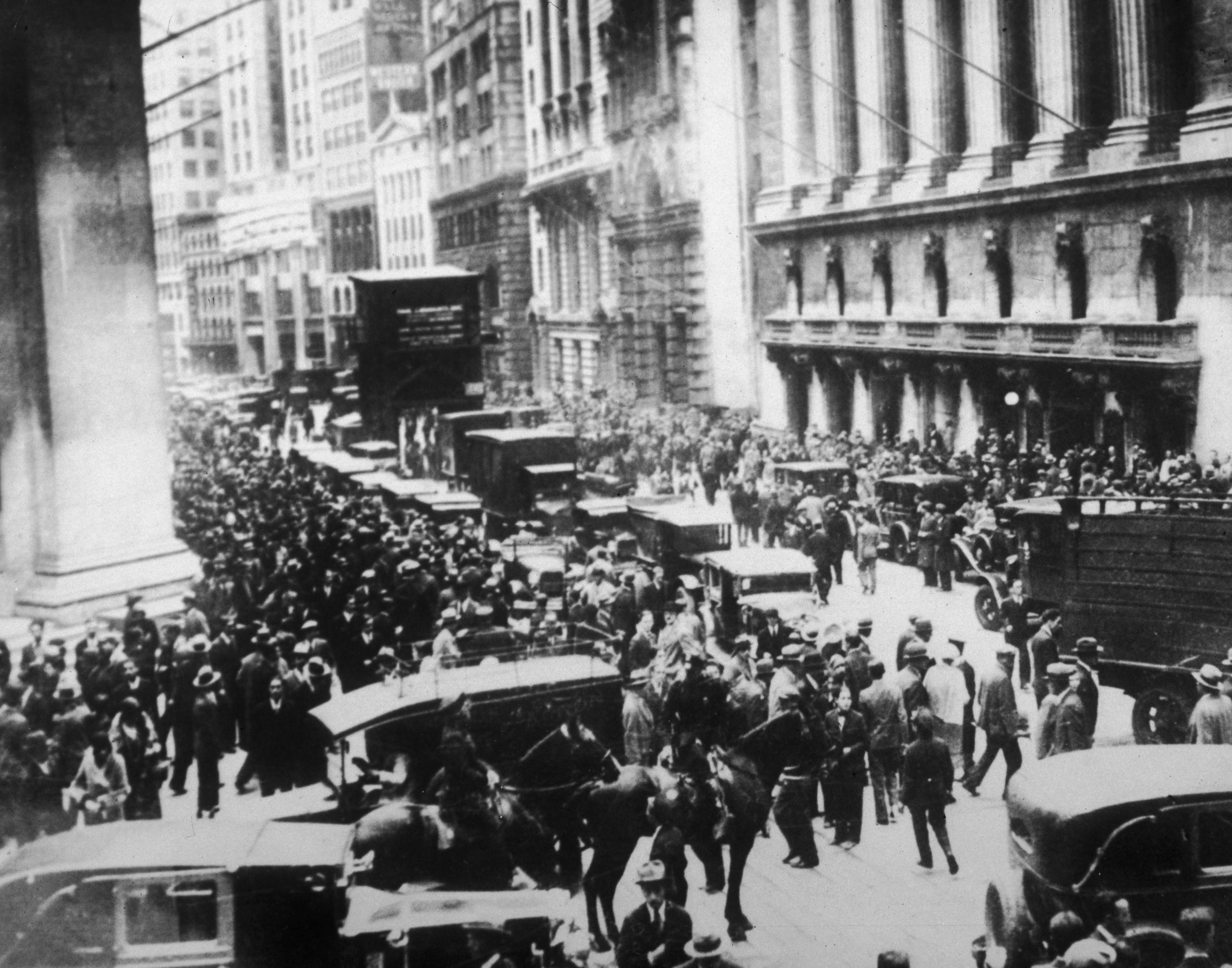 october 29th 1929 stock market