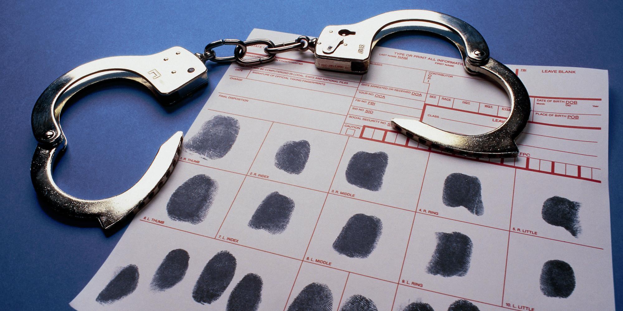 Criminal record bc