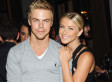 Derek Hough Defends Julianne Hough In Blackface Controversy: 'It Wasn't Her Brightest Moment'