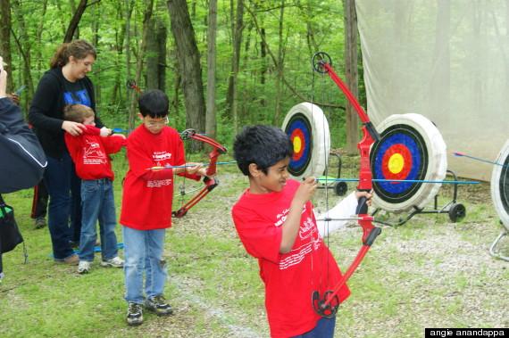 archery do not use