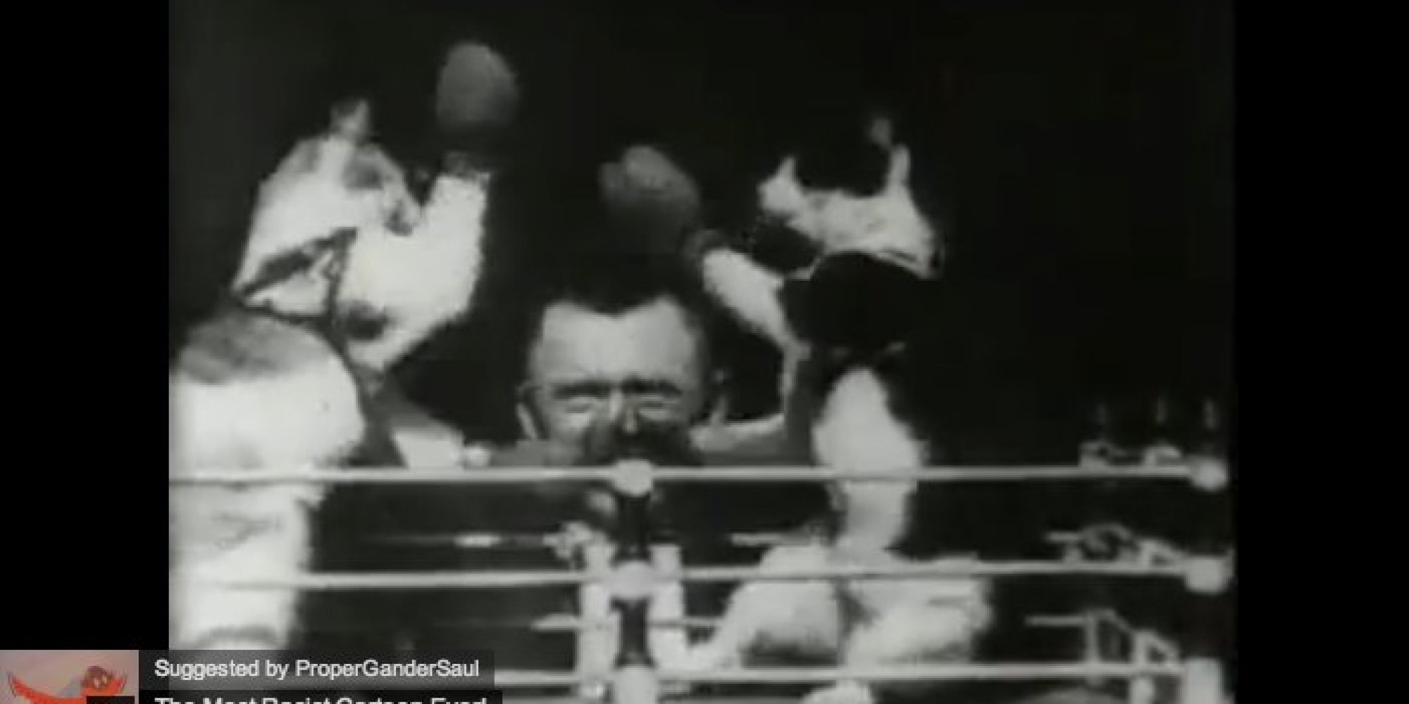 The boxing cats prof weltons фильм 1894 -