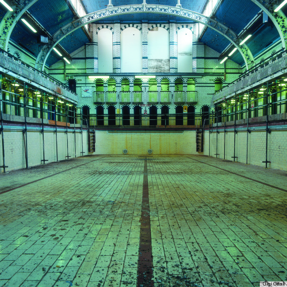Britain 39 S Beautiful Derelict Pools Captured In Nine Stunning Images