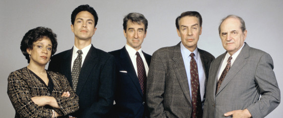 LAW AND ORDER SAM WATERSTON
