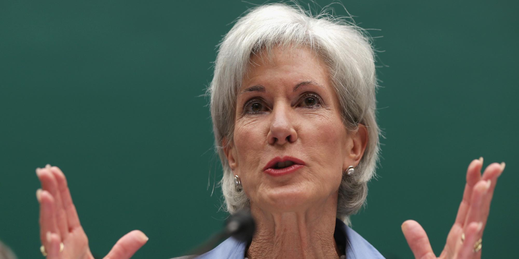 Kathleen Sebelius Apologizes For Obamacare Website