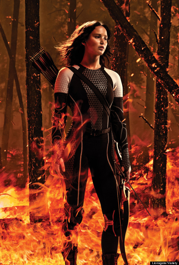 catching fire photos