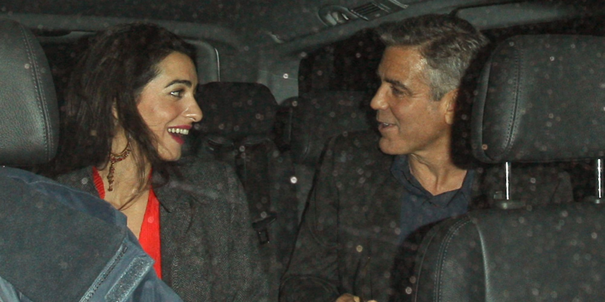 George Clooney Dating Amal Alamuddin? Actor Spotted With ...