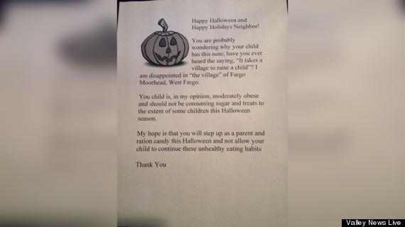 fat letter halloween