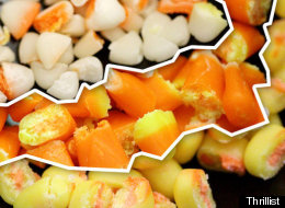Taste-Test: Do the Sections of Candy Corn Taste Different From One Another?
