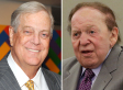 GOP Convention Watch: Adelson Vs. Koch Brothers?