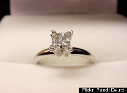 B.C. Woman Finds Engagement Ring Years After Toddler Flushed It