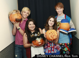 Epic Pumpkin Designs By Disney Celebs (PHOTOS)