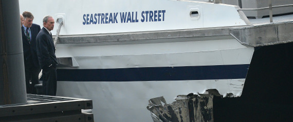 NYC FERRY ACCIDENT
