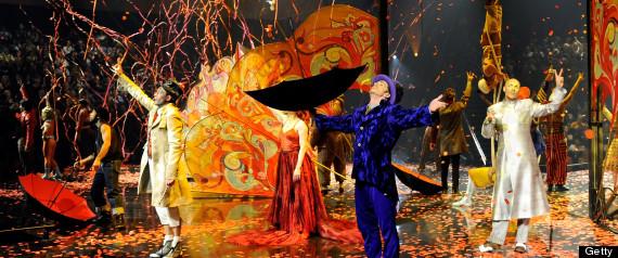 love beatles cirque vegas