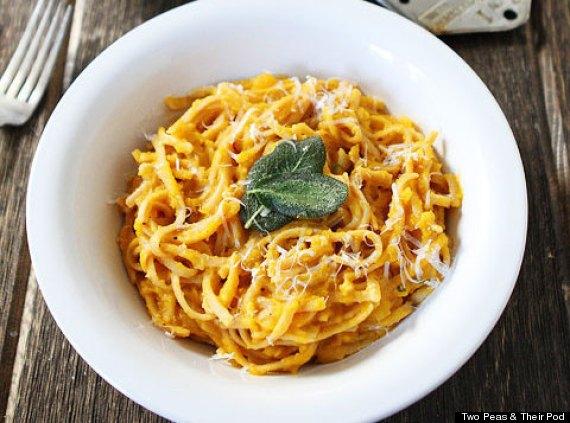 pasta pasta al forno carrot butternut squash soy pasta al forno with ...