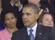 Obama Heckled By Anti-Keystone Protesters