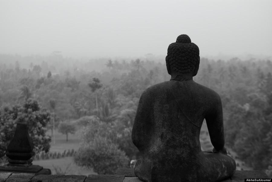 buddha indonesia