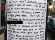 Student's Angry Note To Chicago Bike Thief Goes Viral -- And Ends Happily