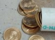 Weeks-Long Mission To Crack Abandoned Safe Yields Trove Of Gold Coins