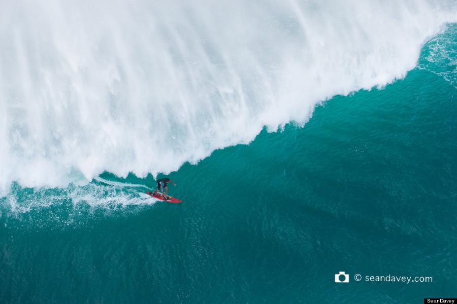 north shore big wave