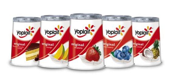 yoplait yaourts