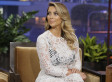 Kim Kardashian Wears See-Through Dress, Black Underwear For 'Tonight Show' Appearance