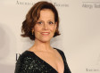 Sigourney Weaver Looks Amazing In Low-Cut Gown