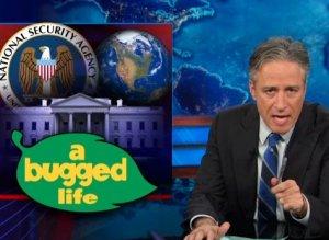 Jon Stewart Congress Nsa