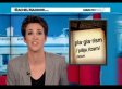 Rachel Maddow: Rand Paul 'Does Not Understand What Plagiarism Means' (VIDEO)