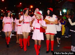 Check Out D.C.'s Annual High Heel Race!