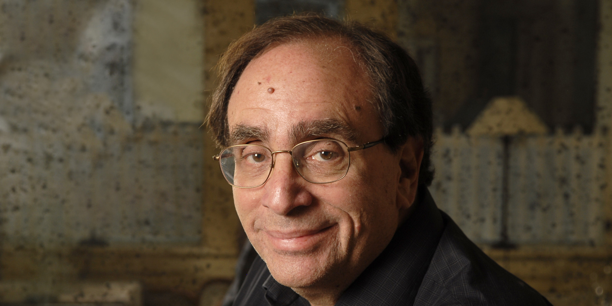 RL Stine at http://www.huffingtonpost.com/james-preller-/how-i-survived-a-night-in_b_4181105.html