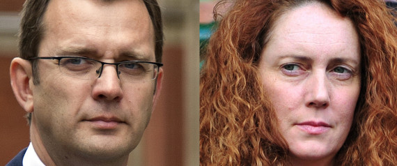 REBEKAH BROOKS ANDY COULSON