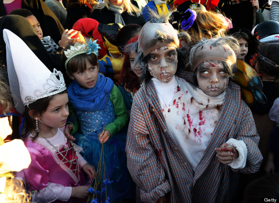 Pictures Of Zombie Kids