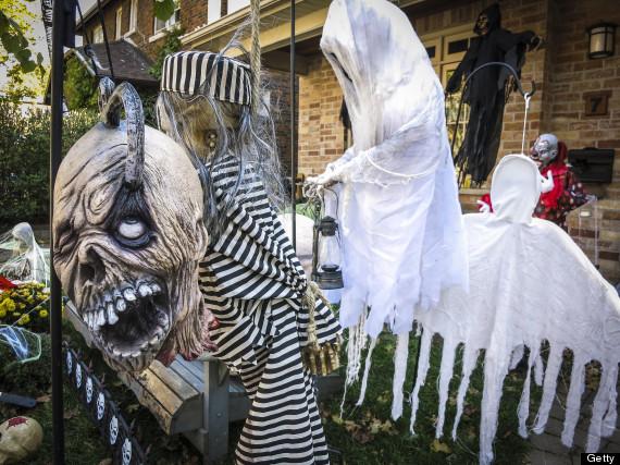 canada halloween elaborate halloween decorations