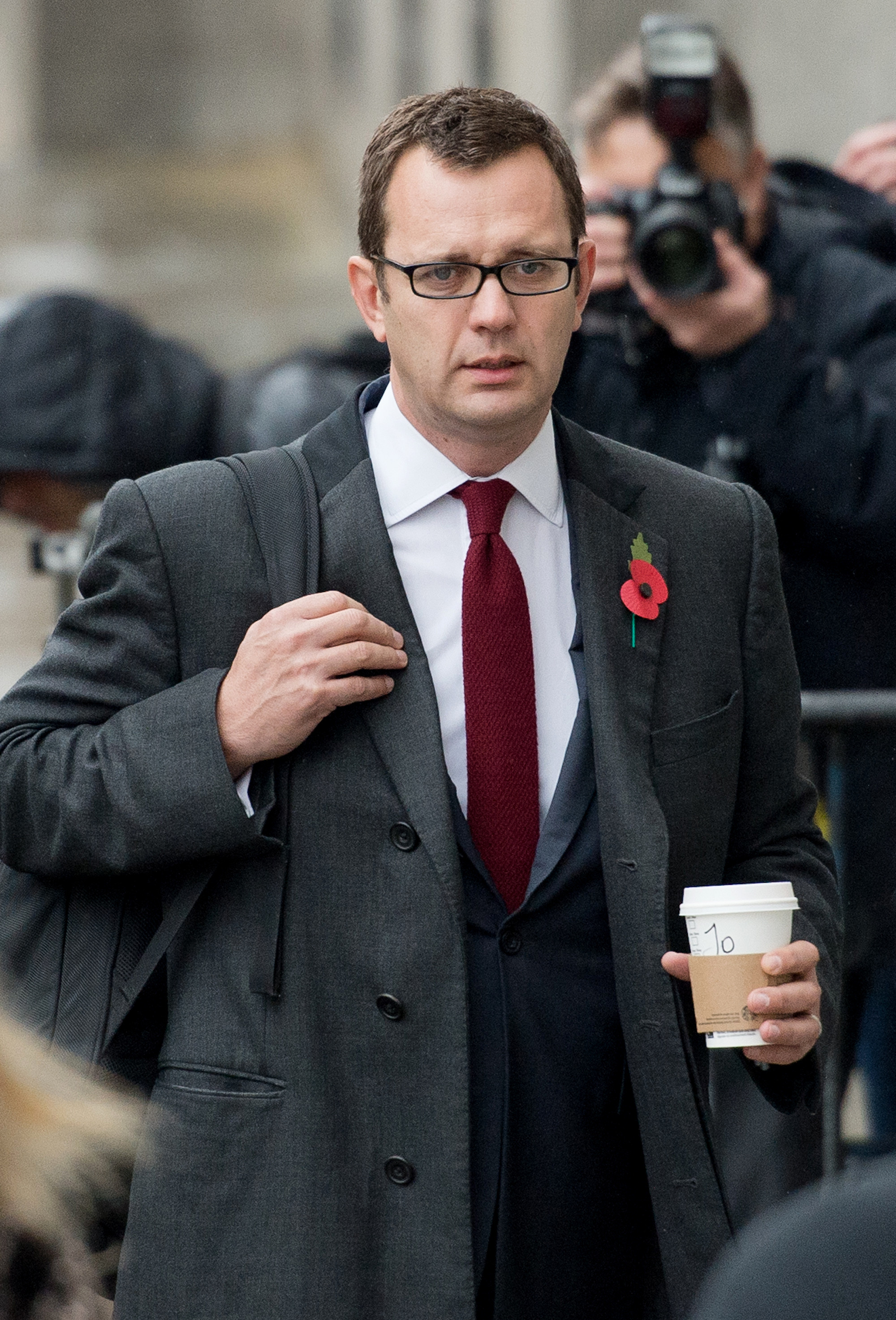 andy coulson 31 october