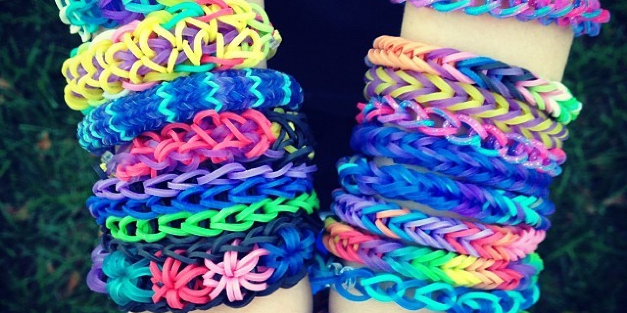 The Truth About The Rainbow Loom | HuffPost