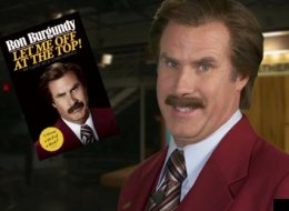 WATCH: Ron Burgundy's Musings, In Book Form