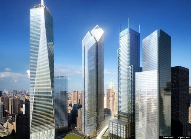 This Is What New York City Could Look Like In 2033   HuffPost
